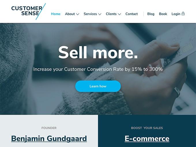 CustomerSense